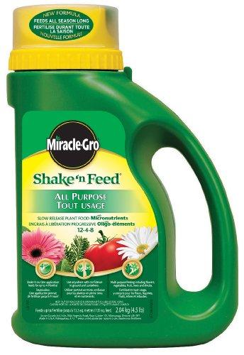 Miracle-Gro Shake n Feed All Purpose, 12-4-8, 2.04kg