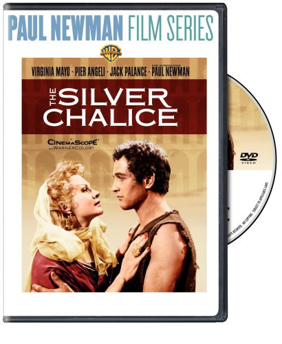 Cover art for  The Silver Chalice