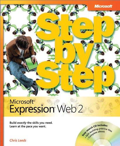 Microsoft® Expression® Web 2 Step by Step (Step By Step (Microsoft))