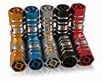 LUPO 2 x Alloy Hexagonal BMX Axle Foo...
