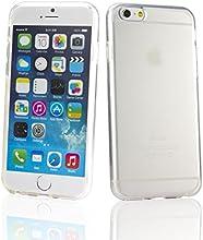 "Coque iPhone 6/6S (4.7"") - SAVFY® - Ultra-Fine Housse Etui TPU Gel Silicone SEMI RIGIDE + FILM D'ECRAN + STYLET OFFERTS! - Transparent"