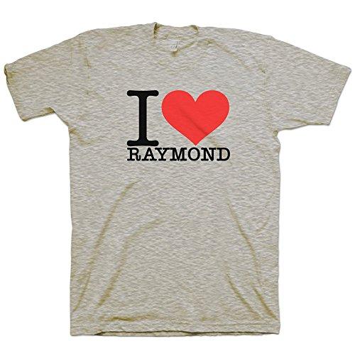 i-love-raymond-mens-t-shirt-sport-grey-small