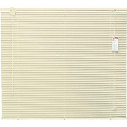 1 mini blind 46 w x 48 l vinyl alabaster budget for 15 inch window blinds