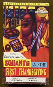 Squanto And The First Thanksgiving Video Tape Vhs Told By Graham Greene