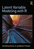 img - for Latent Variable Modeling with R book / textbook / text book