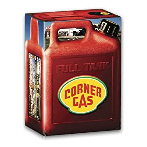 Corner Gas Full Tank: The Complete Series Box Set