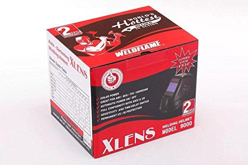 Weldflame-Wh9000-E-Auto-Darkening-Welding-Helmet-ANSI-Certified-Miller-Style