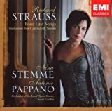 Richard Strauss: Four Last Songs: Richard [1] Strauss, Antonio Pappano, Liora Grodnikaite, Royal Opera House Chorus and Orchestra Covent Garden, Nina Stemme, Gerhard Siegel