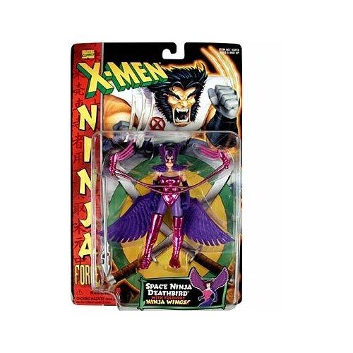 X-Men Ninja Force Space Ninja Deathbird Action Figure - 1