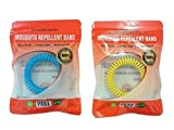Mosquito Repellent Bracelets Repel Mosquitoes and Bugs - 10...