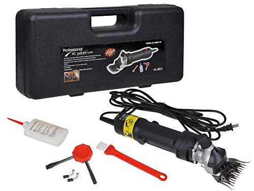TMS® 320w Farm Liveshock Supplies Sheep Shears Goat Clippers Animal Shearing Shave Grooming (Electric Sheep Shears compare prices)