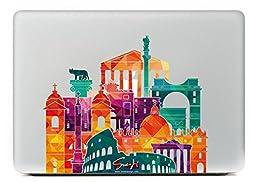 SueH Design Rome Symbolic Architectures for Macbook 13\