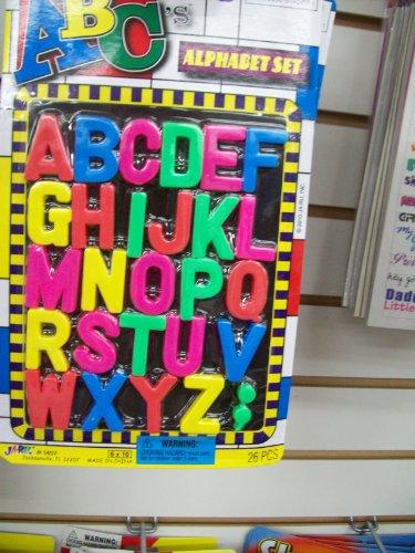 Fun With ABC's Alphabet Magnet Set (Single) - 1