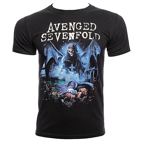 T Shirt Avenged Sevenfold Recurring Nightmare (Nero) - Medium