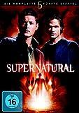 Supernatural - Die komplette fünfte Staffel (+ Bonus DVD)
