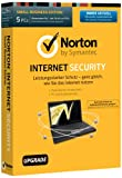 Software - Norton Internet Security 2014 - 5 PCs - Upgrade (Minibox)