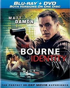 The Bourne Identity (Blu-ray + DVD)