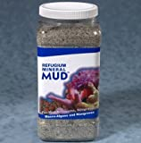 Carib Sea ACS00526 Mineral Mud Filter Media for Aquarium, 1-Gallon