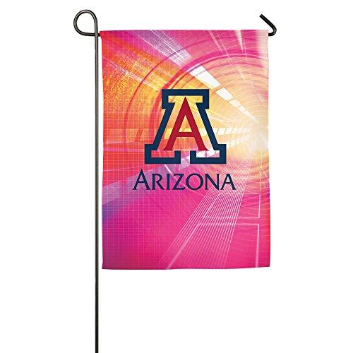 Arizona University Vertical Flag Family Monogram Garden (Arnold Palmer Stash Can compare prices)