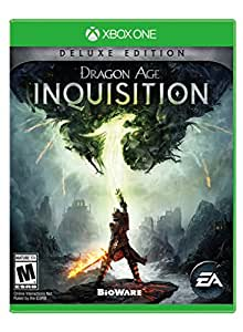Dragon Age Inquisition (Deluxe Edition) -  Xbox One
