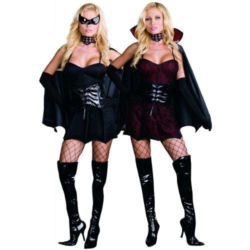Twice Bitten Costume - Large - Dress Size 10-14