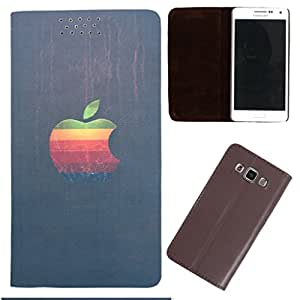 DooDa - For Blackberry Q5 PU Leather Designer Fashionable Fancy Flip Case Cover Pouch With Smooth Inner Velvet