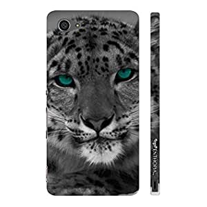 Sony Xperia Z5 Compact BLUE EYED CAT designer mobile hard shell case by Enthopia
