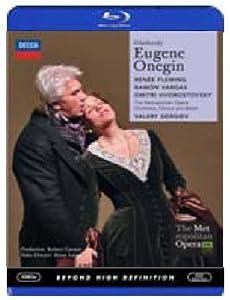 Tchaikovsky - Eugene Onegin Blu-ray 2008 from Decca (Universal Classics)