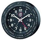 Luminox Watch TRITIUM WORLD TRAVEL ALARM CLOCK Black