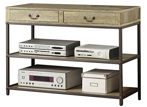 Homelegance 5264 TV TV Stand Sofa Table With Drawers 40