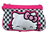 Pink Hello Kitty Zip Up Purse - Hello Kitty Purse