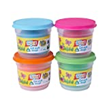 Early Learning Centre - Soft Stuff Doh Tubs - Bright Colours