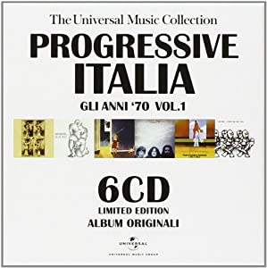 Progressive Italia 1