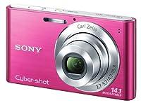 SONY デジタルカメラ Cybershot W320 ピンク DSC-W320/P