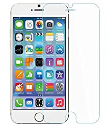 Apple iPhone 6 Plus & 6S Plus Compatible Tempered Glass Screen Protector (Antishock, Curved Edged) (Pack of 2, Only Front Transparent Screen Protector) (Combo Offer, get a VJOY 2600 mAh Power-Bank Green (6 Months Replacement Guarantee, Lithium Polymer Battery, Long Battery-Life) worth Rupee 999/- absolutely free with Screen Protector)