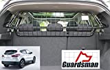 Dog Guard for Nissan Qashqai mark 2 2014 on by Guardsman (part no.G1366)