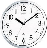 CITIZEN 防湿防塵タイプ掛時計 スペイシーM522 4MG522-050 4MG522-050