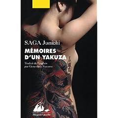 Mémoires d'un yakuza - Junichi Saga