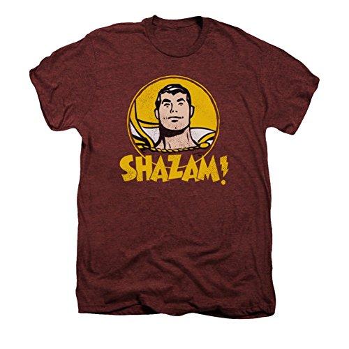 DC Shazam Circle Premium T-Shirt