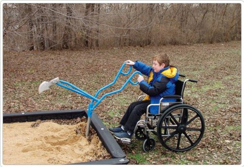 Sport Play 361-509H Sand Digger - ADA Accessible