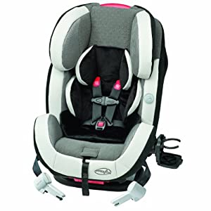 Evenflo Symphony 65 e3 All in One Car Seat, Levi Review