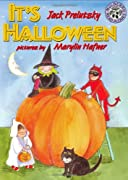 It's Halloween by Jack Prelutsky cover image