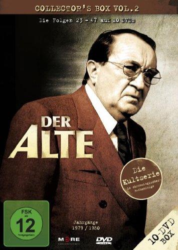 Der Alte - Collector's Box Vol. 2/Folge 23-47 [10 DVDs]