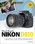 David Busch's Nikon D810 Guide to Dig...