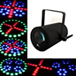 1Byone LED New Moon Light Disco DJ St...