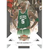 2009  10 Panini Threads Basketball Card # 47 Kevin Garnett Boston Celtics Mint... by