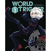 【Amazon.co.jp限定】ワールドトリガー VOL.1(オリジナルジャケットカード付き) [Blu-ray]