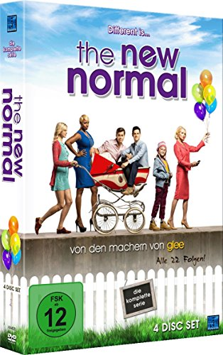 The New Normal - Die komplette Serie (Episoden 01-22 im 4 Disc-Set)
