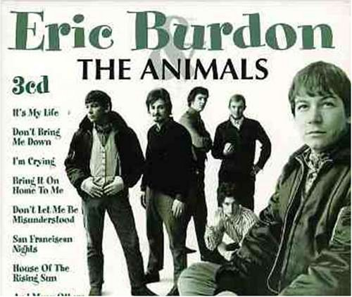 The Animals - Burdon, Eric & The Animals - Zortam Music