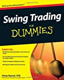 img - for Swing Trading For Dummies [Paperback] [2008] (Author) Omar Bassal book / textbook / text book